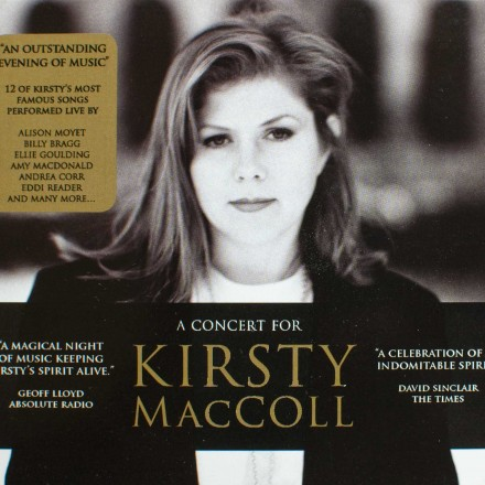 A Concert for Kirsty MacColl (2012 CD) front cover