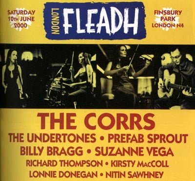 Fleadh poster, 2000