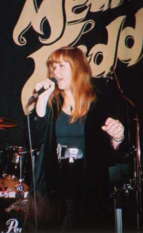 Mean Fiddler, October 1992 © Terry Hurley