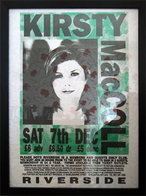 Poster from the Riverside