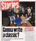 Q Magazine article from 1996