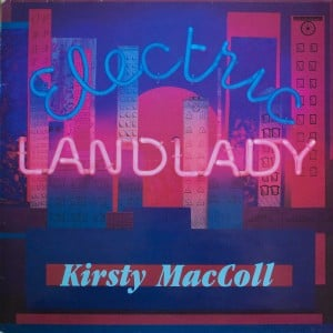 Electric Landlady, 1991, Cover artwork