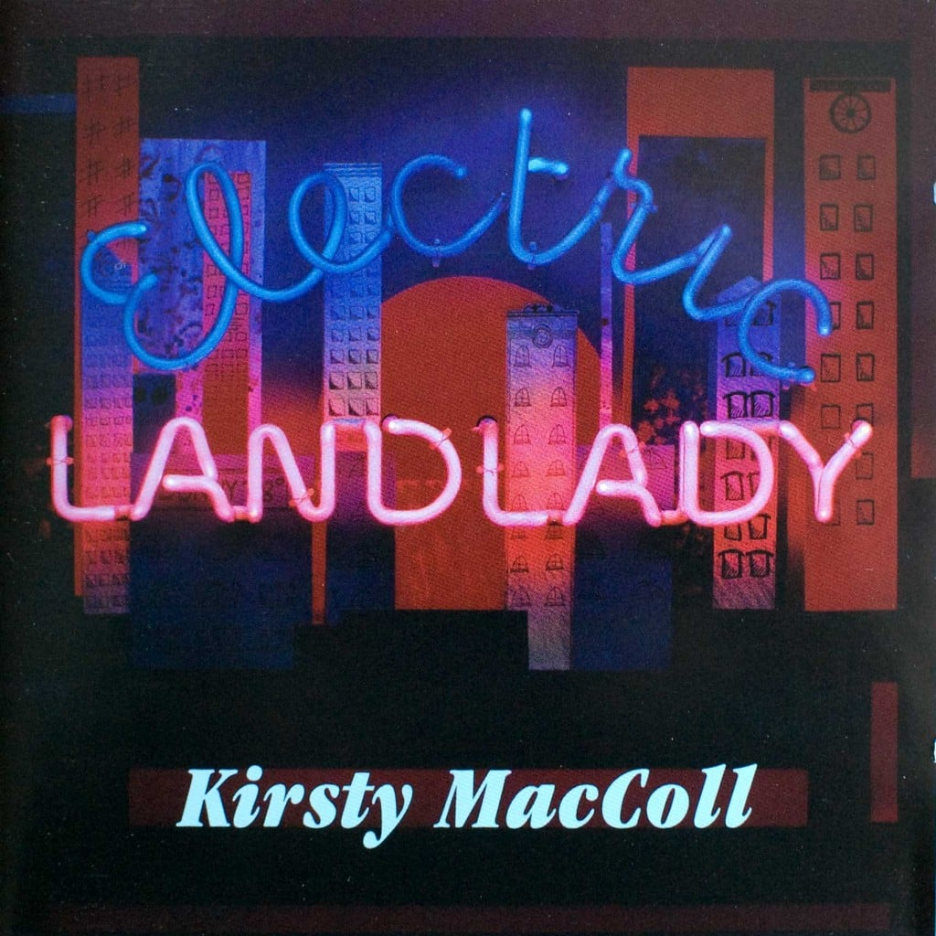 Electric Landlady (2005 CD) front cover