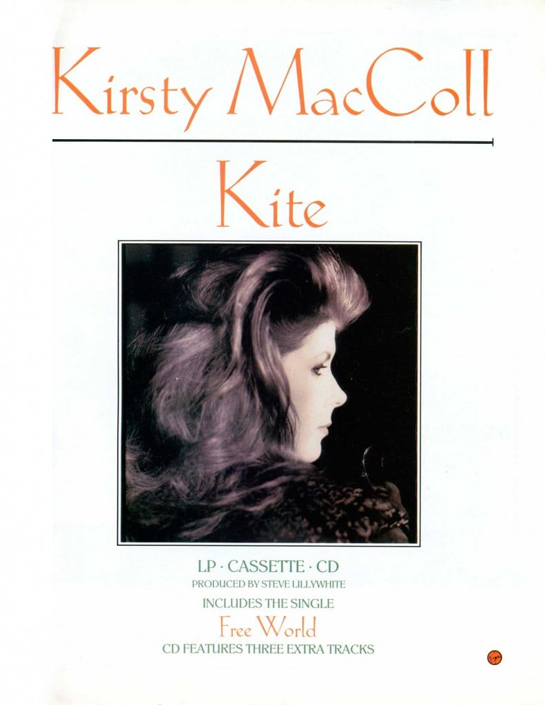 Kite 1989 magazine advert
