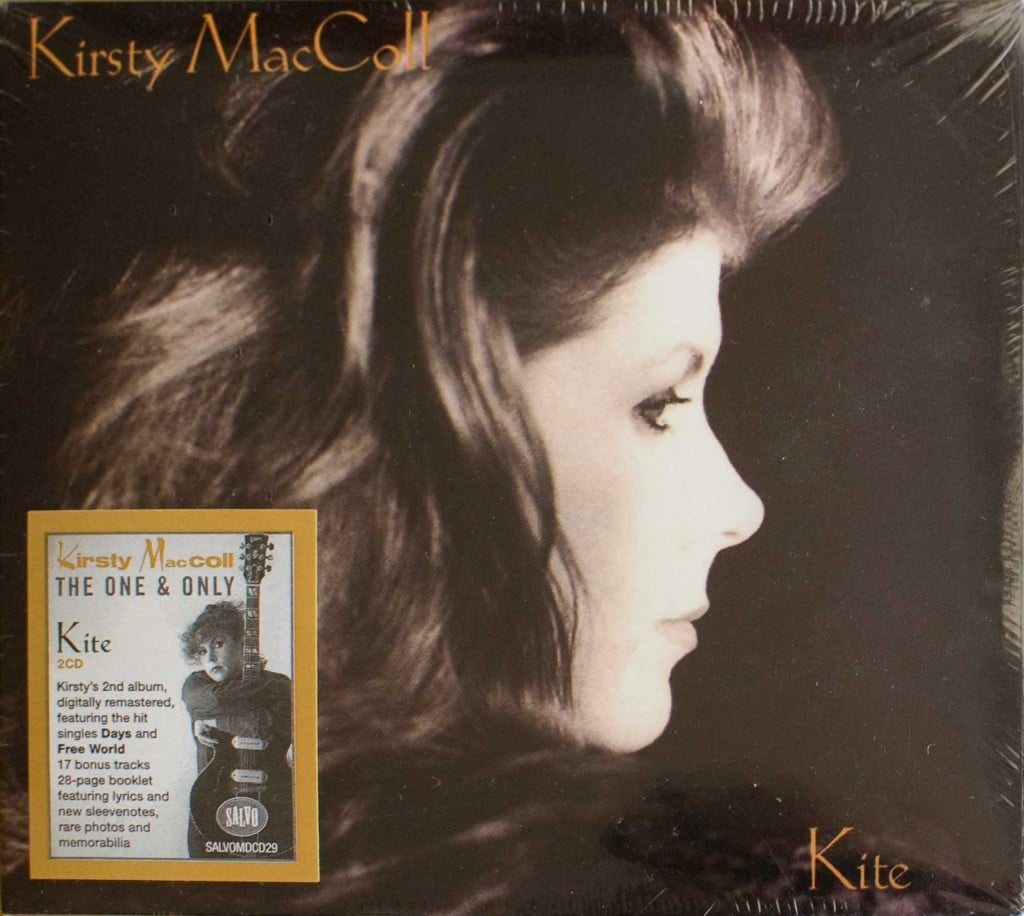 Kite (2012 CD) front cover