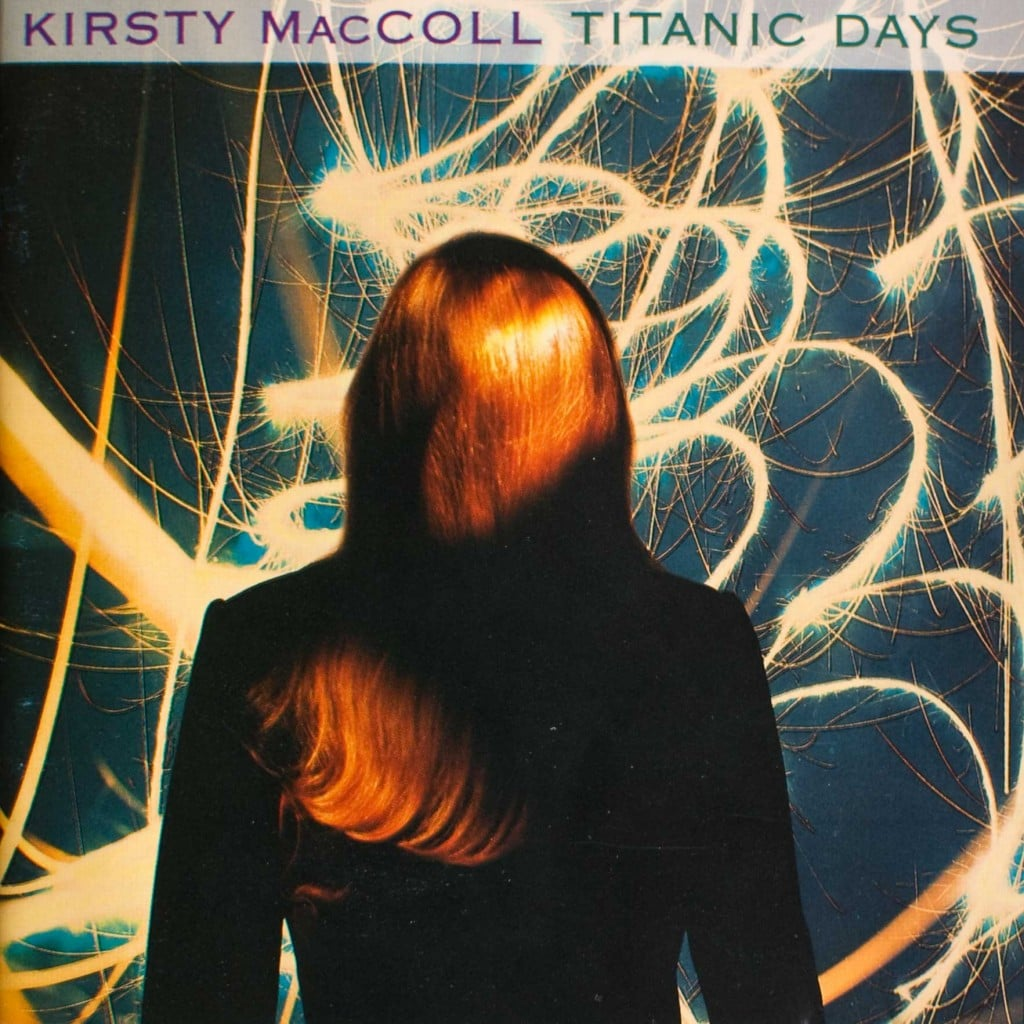 Titanic Days (1993 CD) front cover