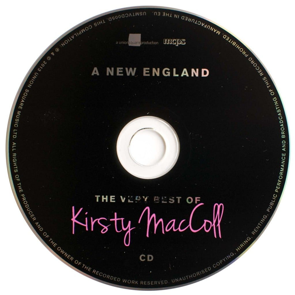 A New England: The Very Best of Kirsty MacColl (Deluxe CD 2013) disc 1