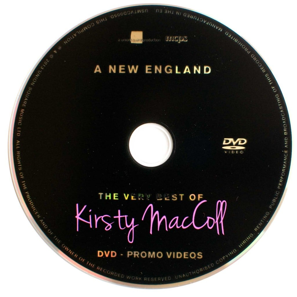 A New England: The Very Best of Kirsty MacColl (Deluxe CD 2013) disc 2