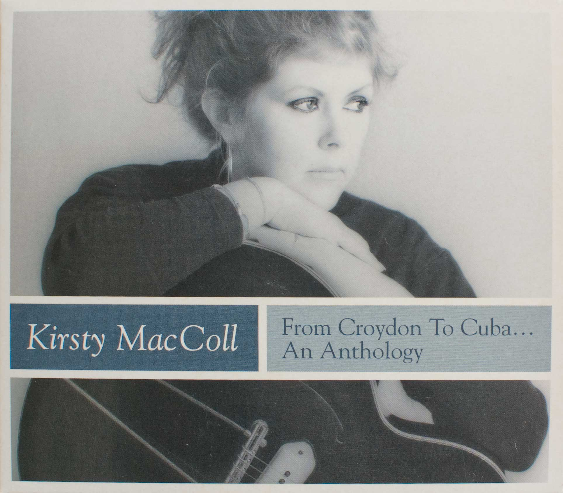 From Croydon to Cuba - An Anthology (2005 CD Box Set) front cover