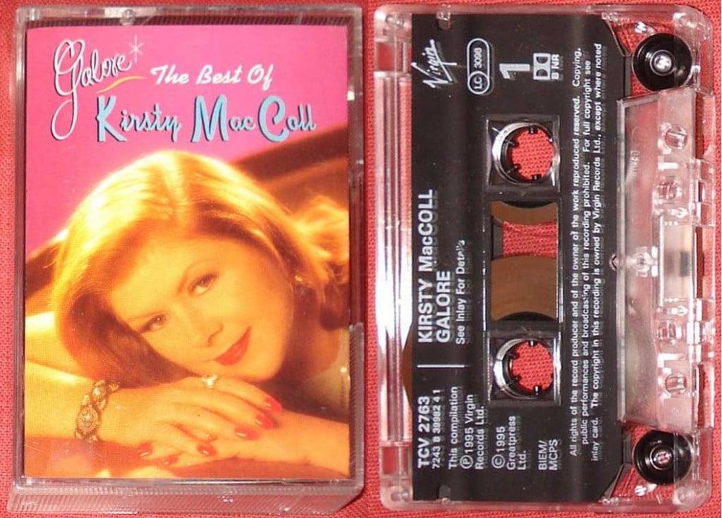 Galore (1995 cassette)