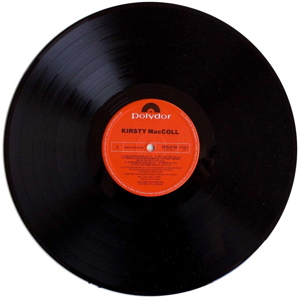 Kirsty MacColl (1985 LP) side 1