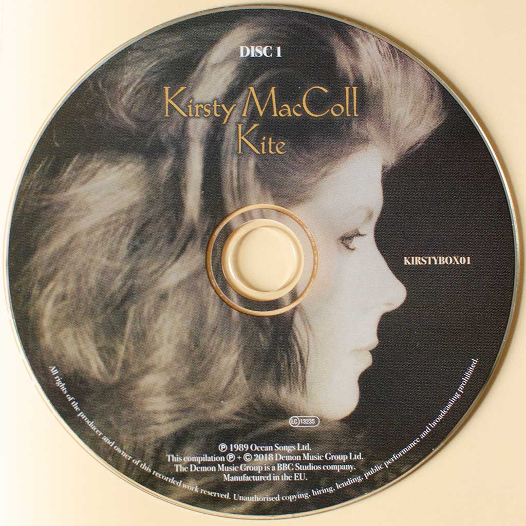 Kite (1988 - 1991) CD 1 - Kite