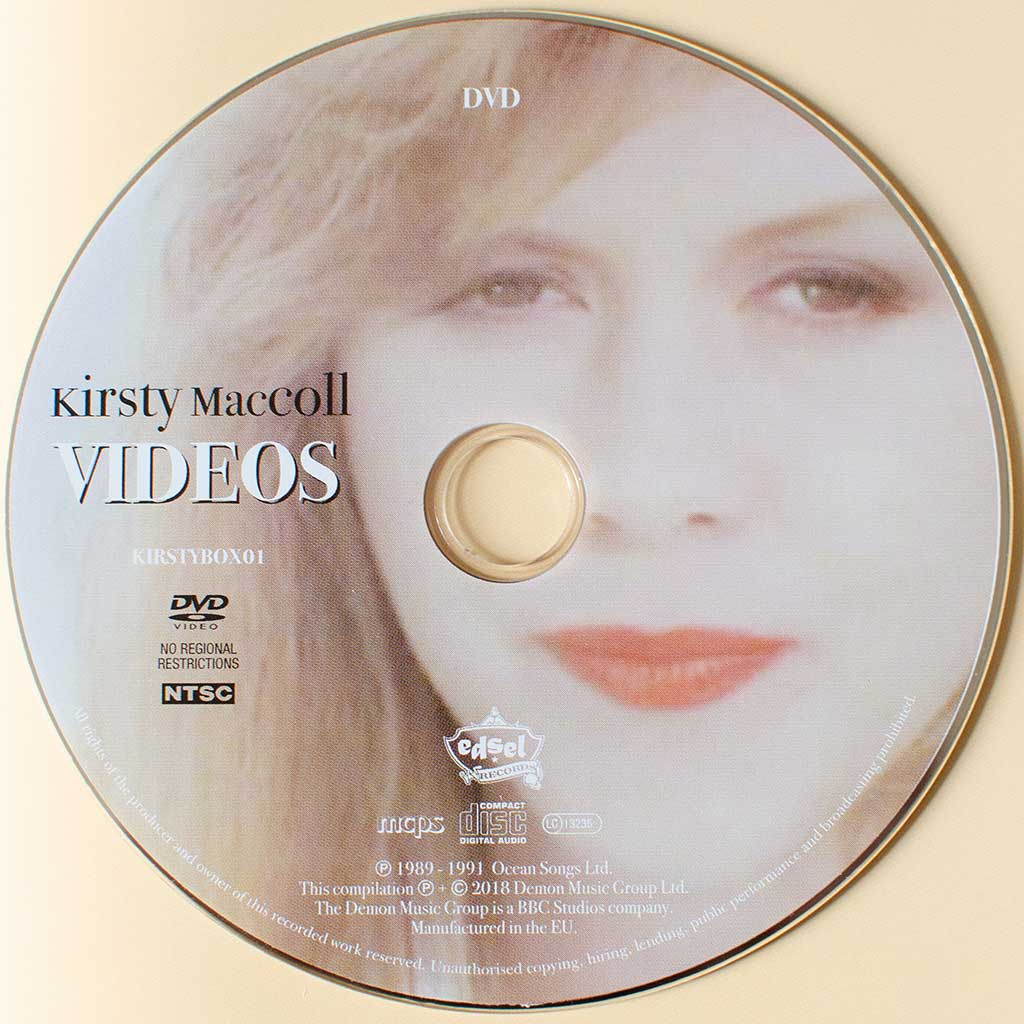 Days (1988 - 1991) DVD