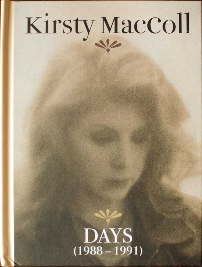Days (1988-1991) front cover