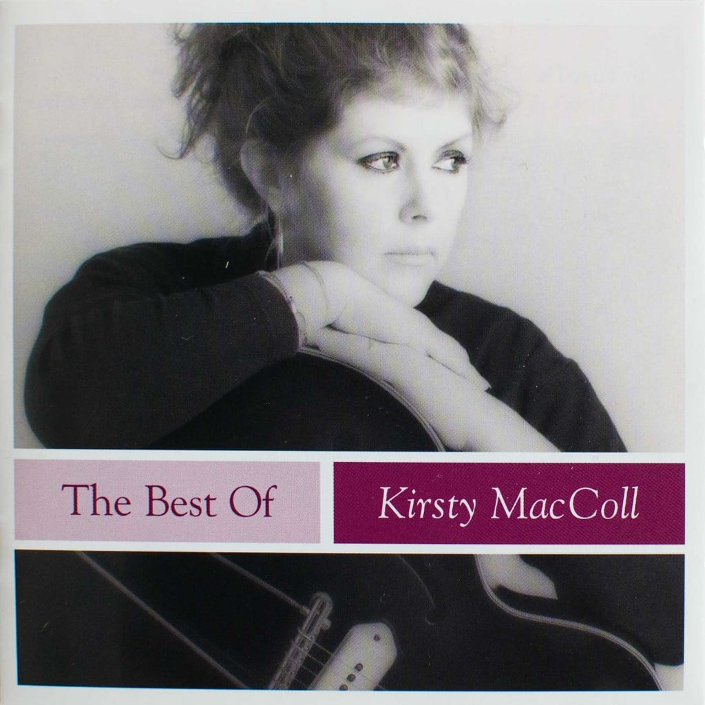 The Best of Kirsty MacColl (2005 CD) front cover