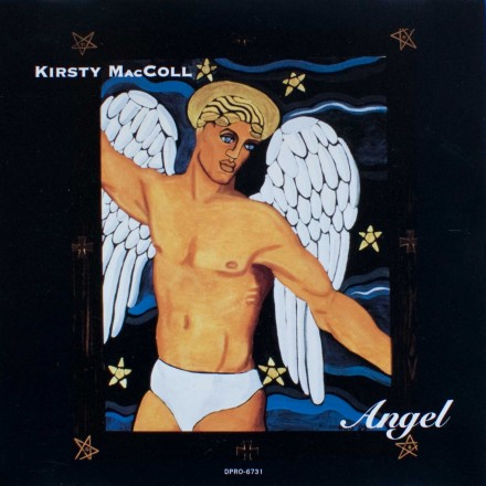 Angel (CD promo) front cover