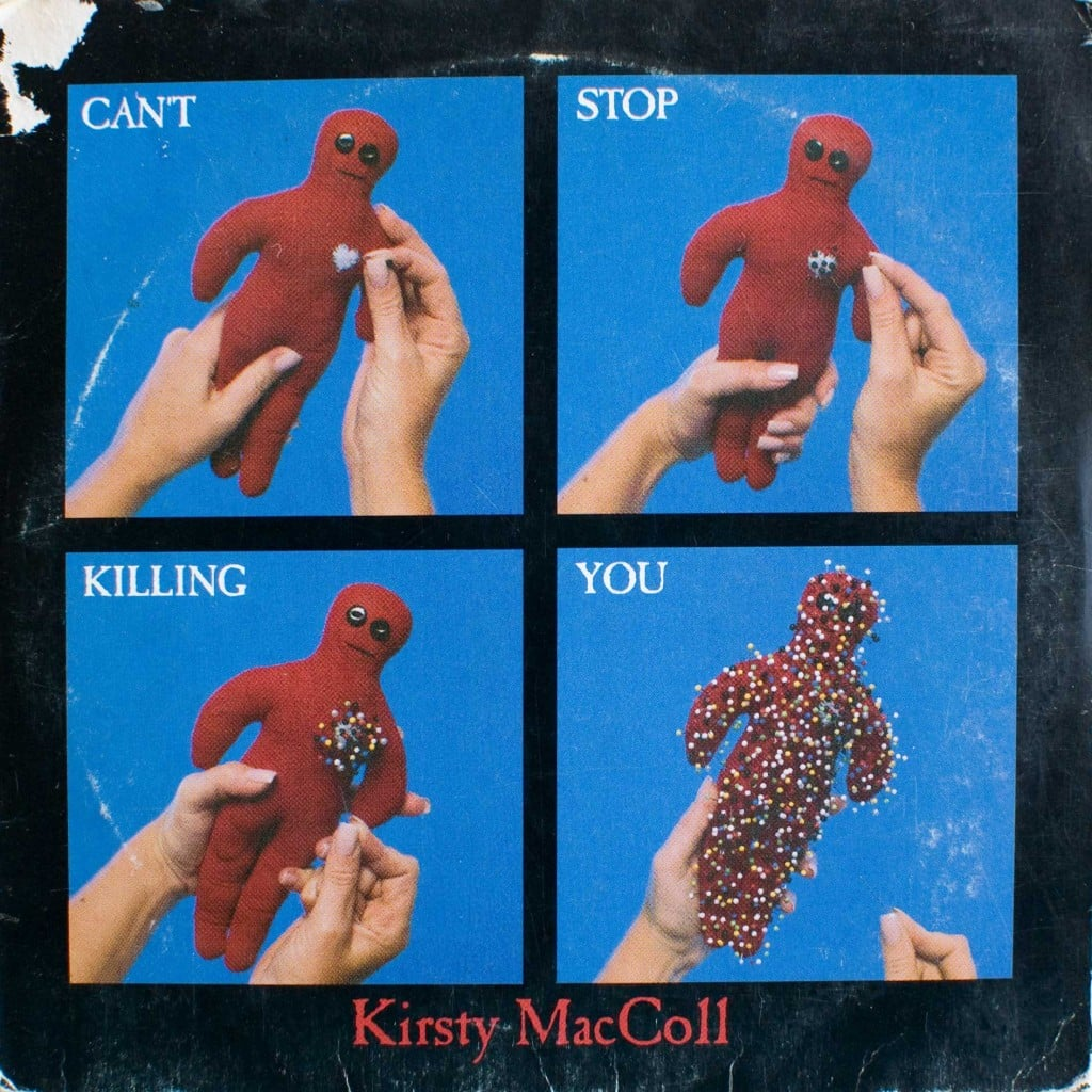 Can't Stop Killing You (Aust CD promo) front cover