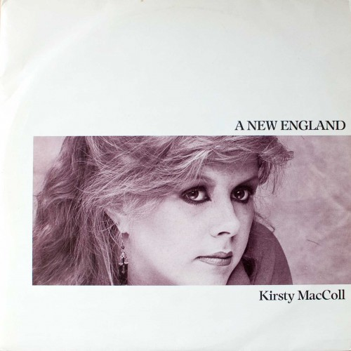 A New England (12' single) front cover