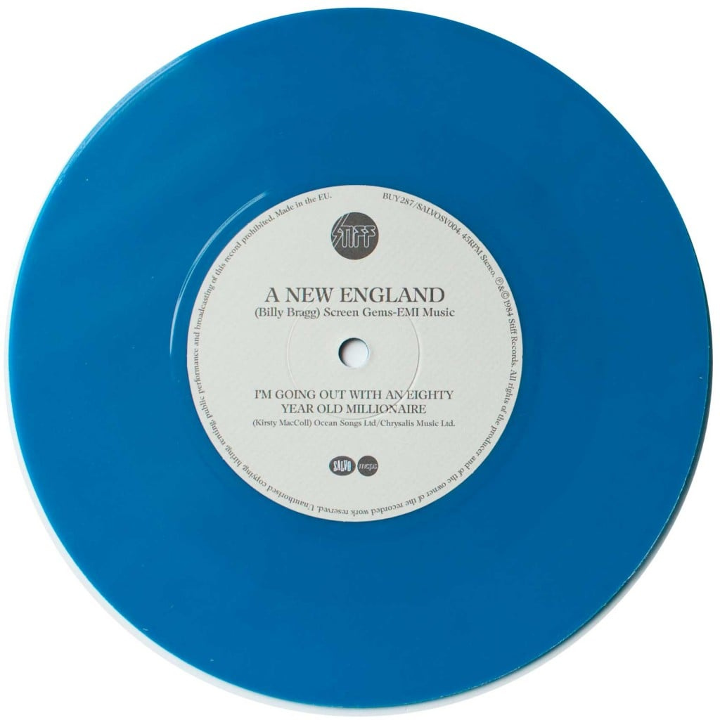A New England (2013 reissue) B Side