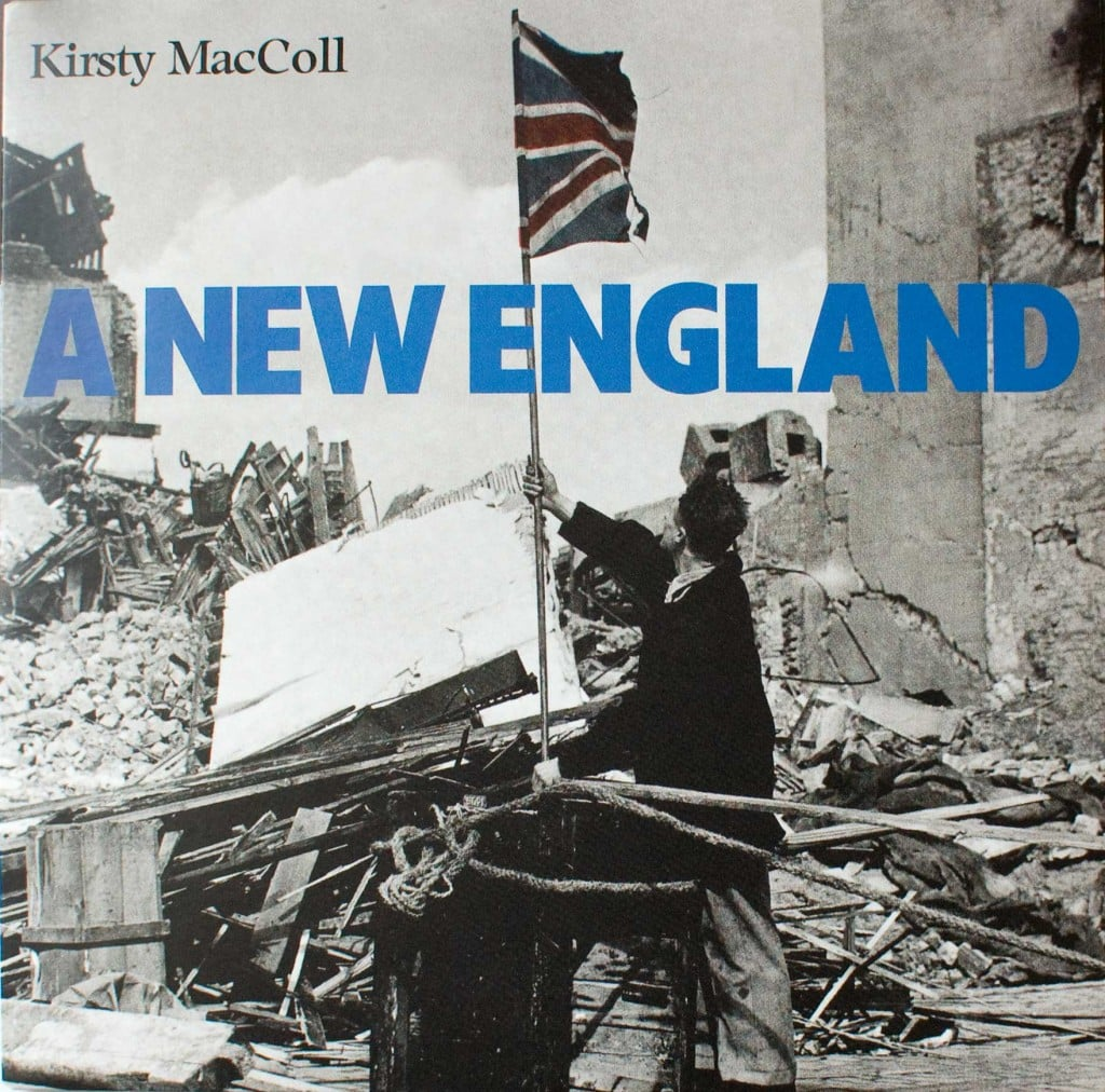 A New England (2013 reissue) front cover