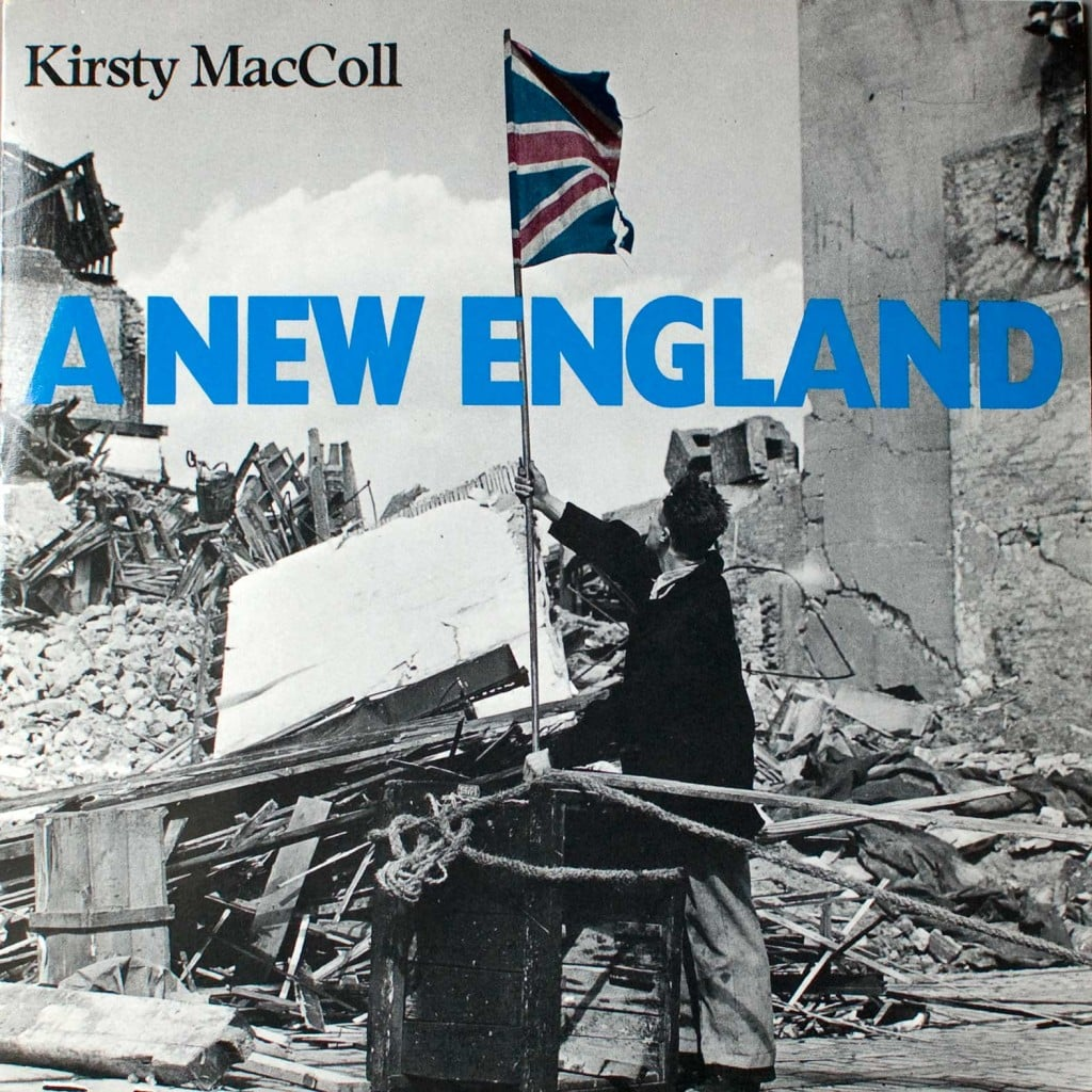 A New England 7' 'bombsite' front cover