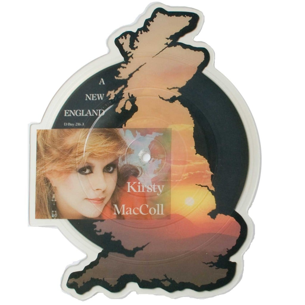 A New England (picture disc) A Side