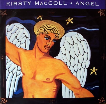 "Angel (12"" single) front cover"