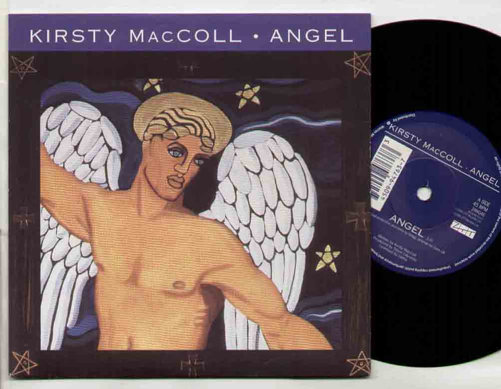 "Angel (7"") front cover"