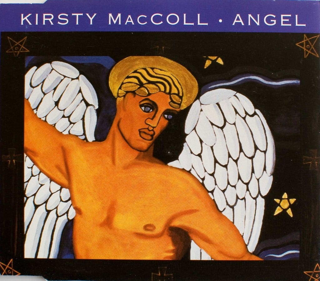 Angel (CD single) front cover