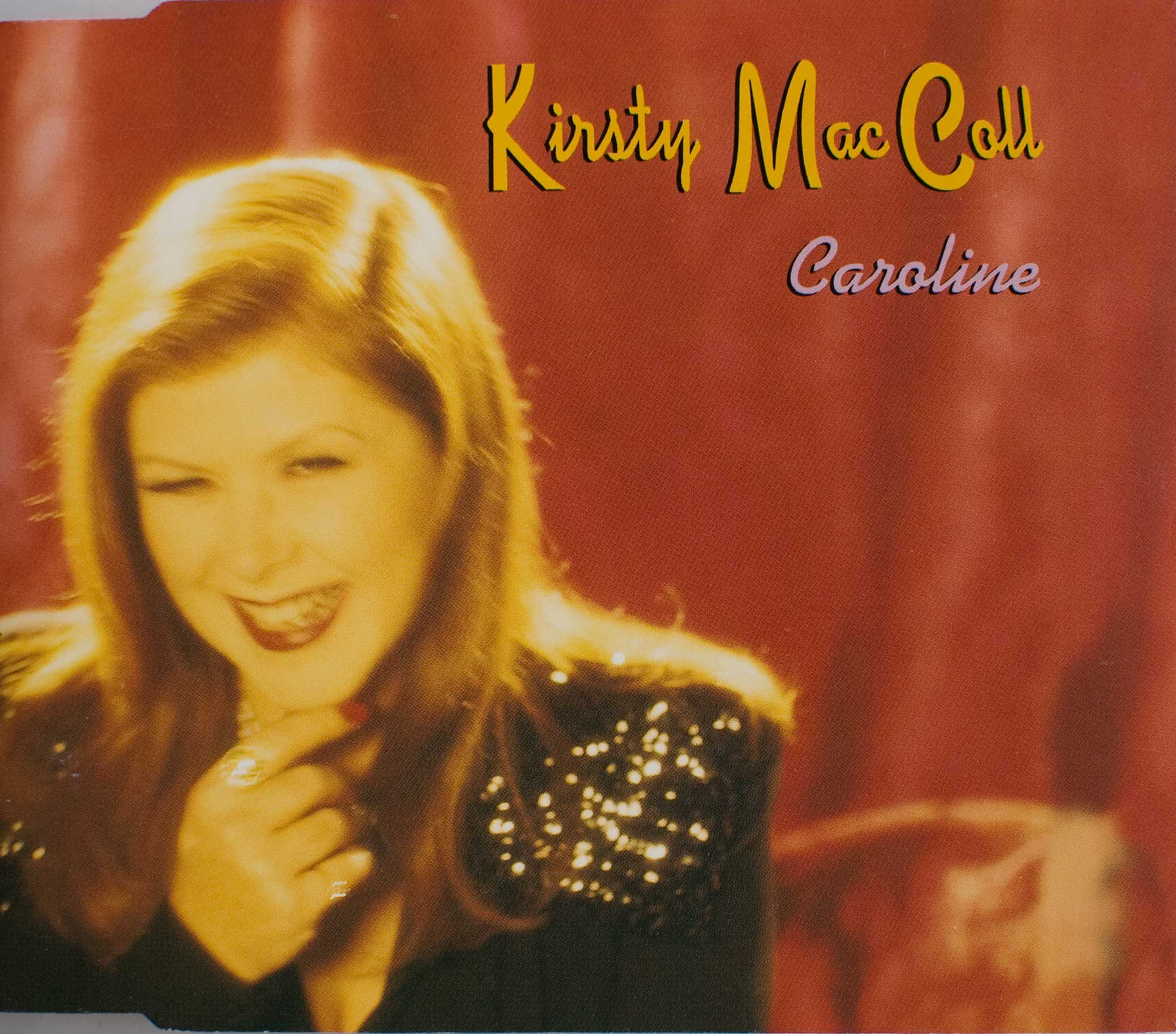 Caroline (CD single 1) front cover