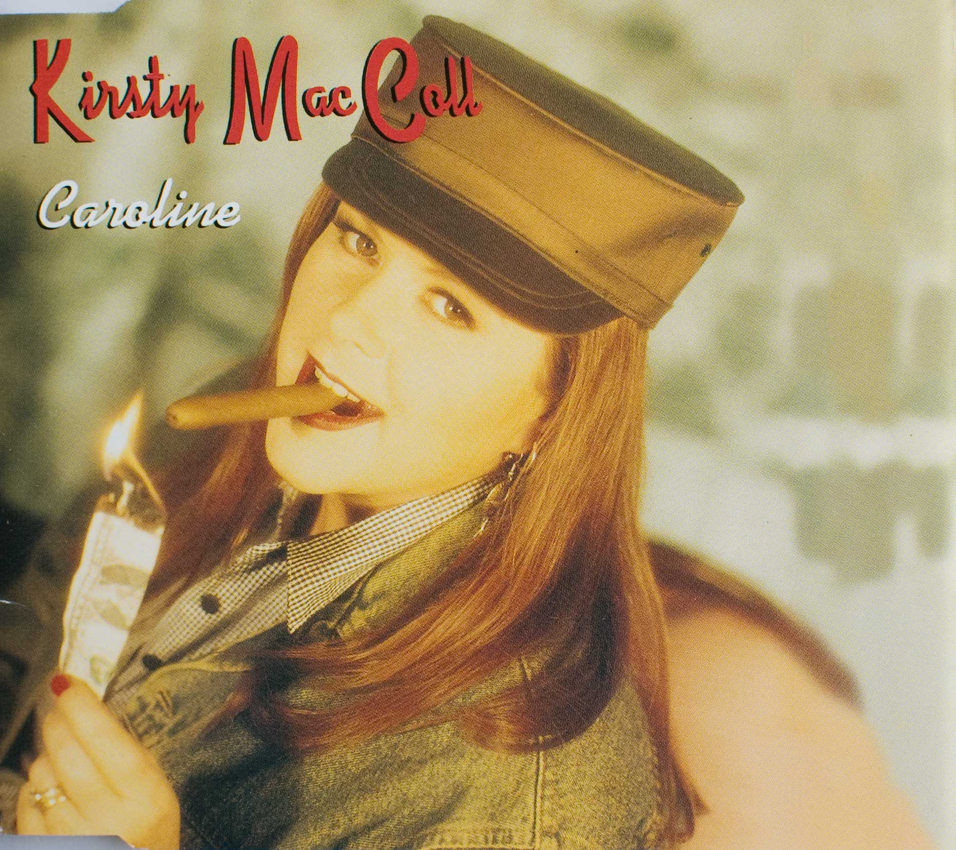 Caroline (CD single 2) front cover