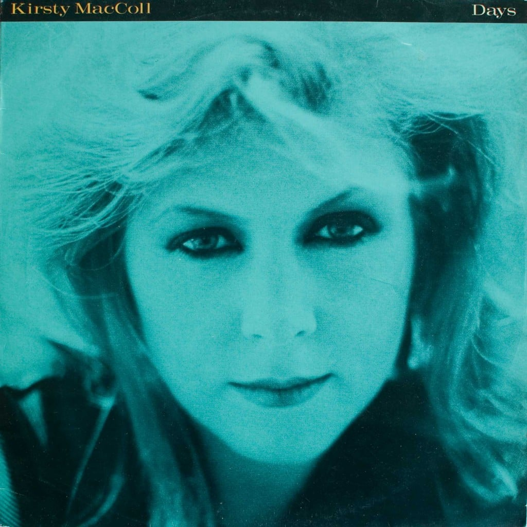 "Days (12"") front cover"