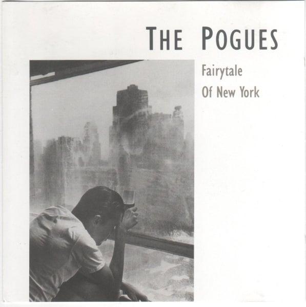 Fairytale of New York (1987 CD single)