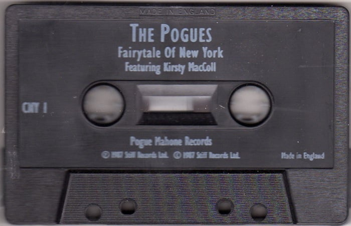Fairytale of New York (cassette single)