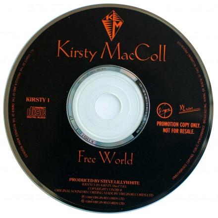 Free World (CD promo)