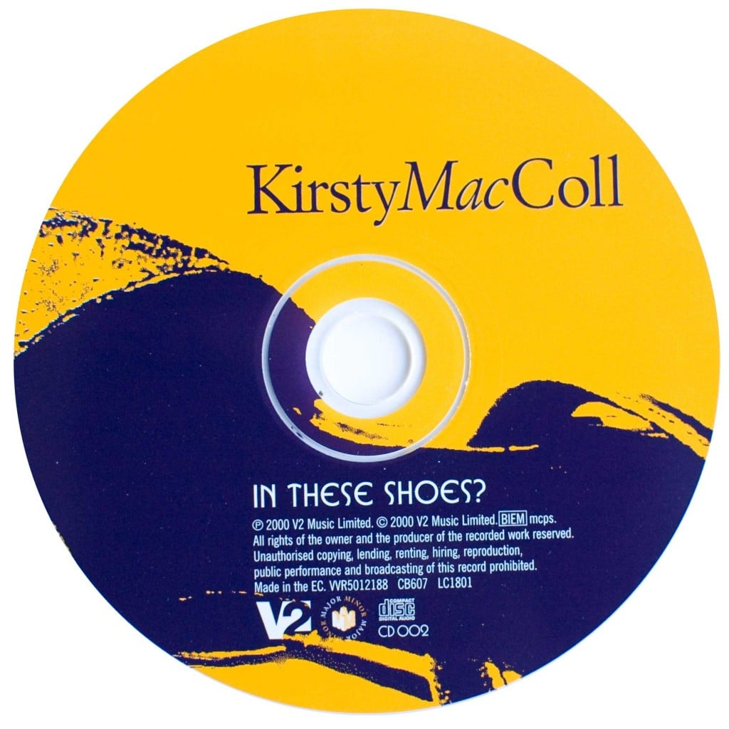 In These Shoes? (CD single 2) disc