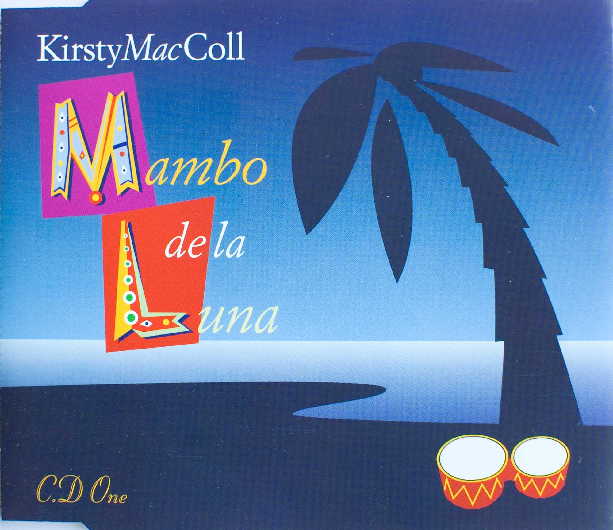 Mambo de la Luna (CD single ) front cover