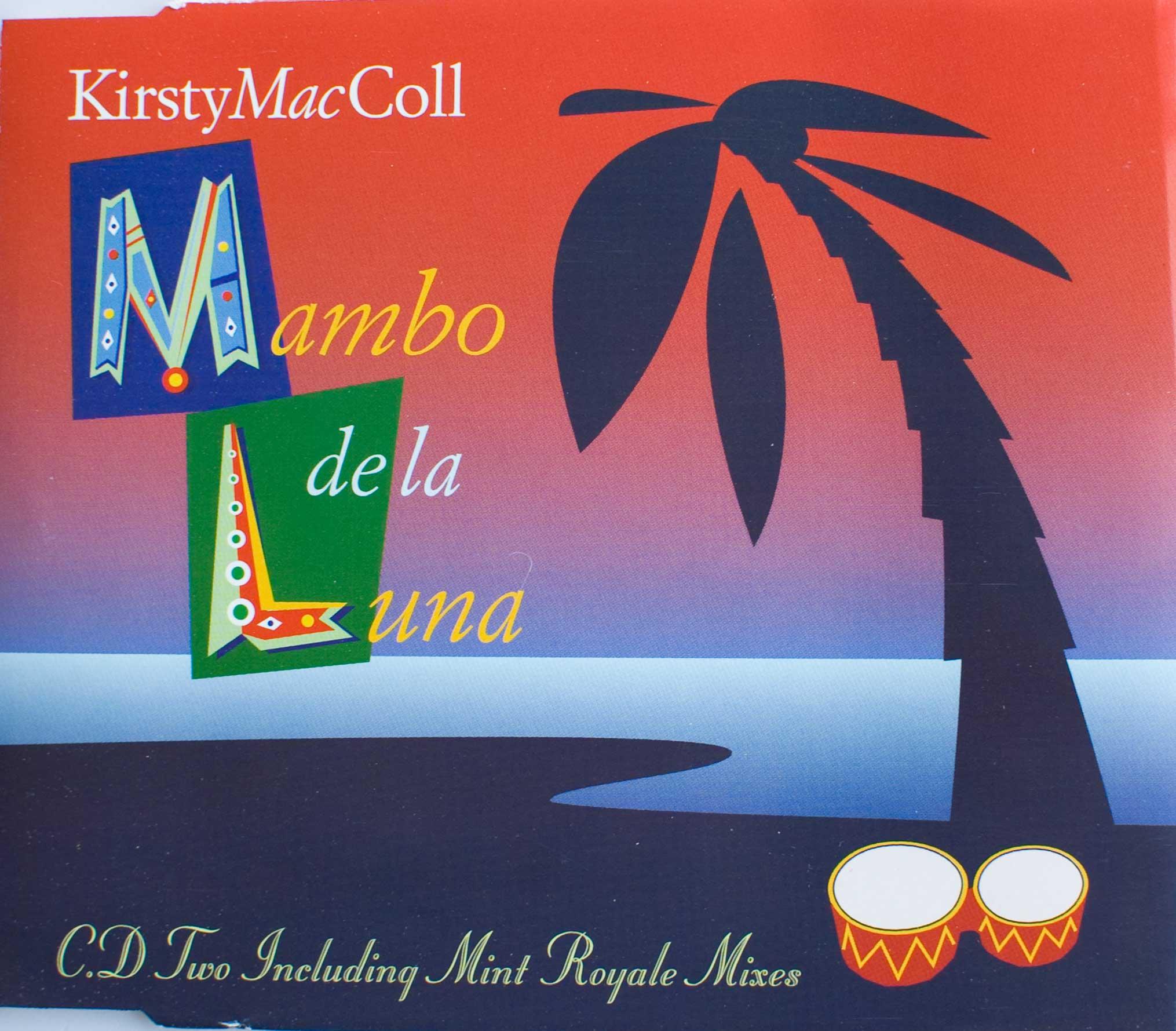 Mambo de la Luna (CD single 2) front cover