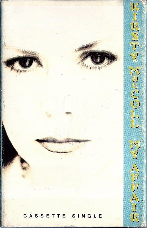 My Affair, cassette single