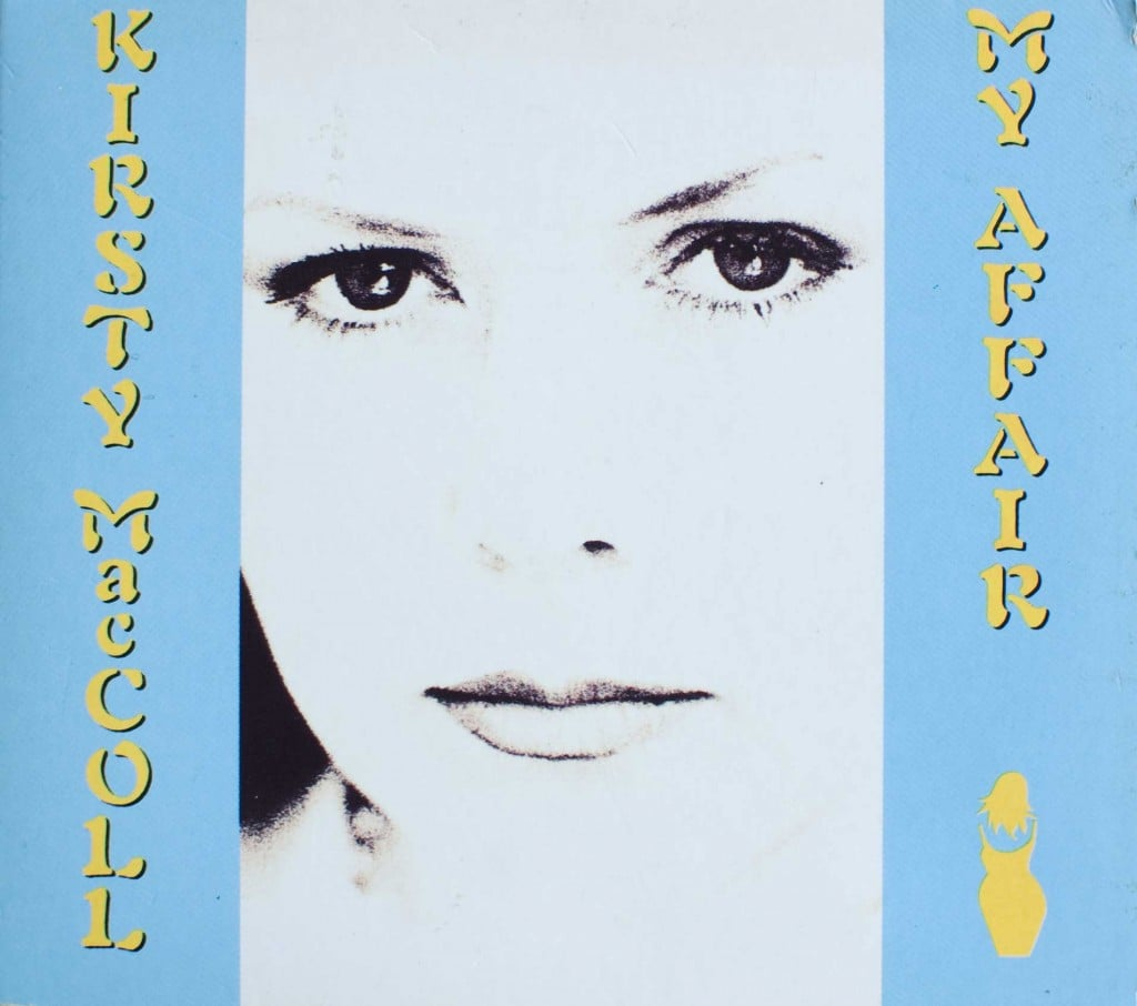 My Affair (CD single) front cover