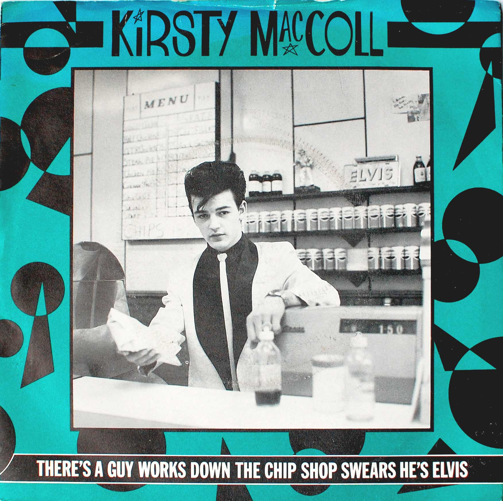 Chip Shop (picture sleeve, A side)