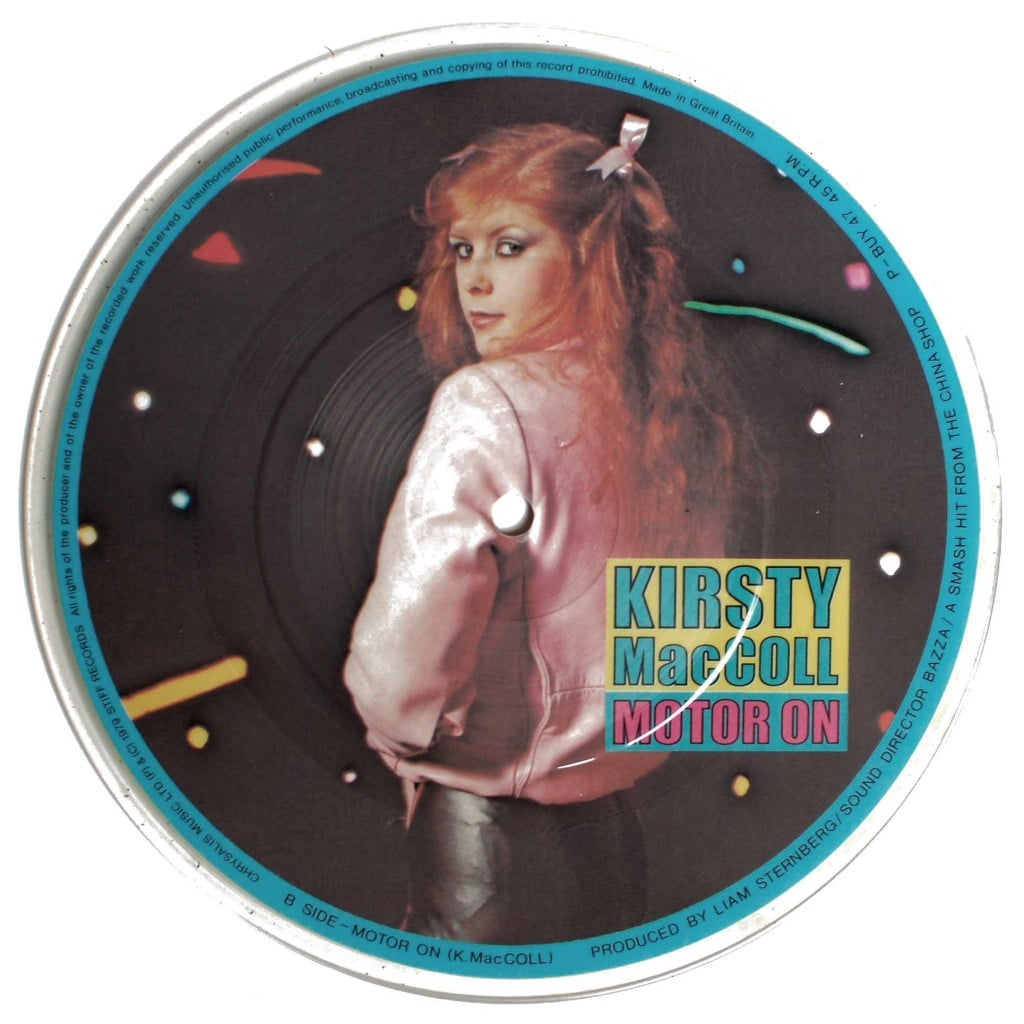 They Don't Know - picture disc b side