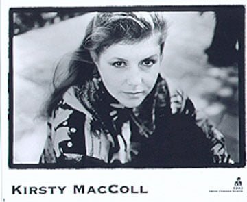 Kirsty MacColl, © Charles Dickins