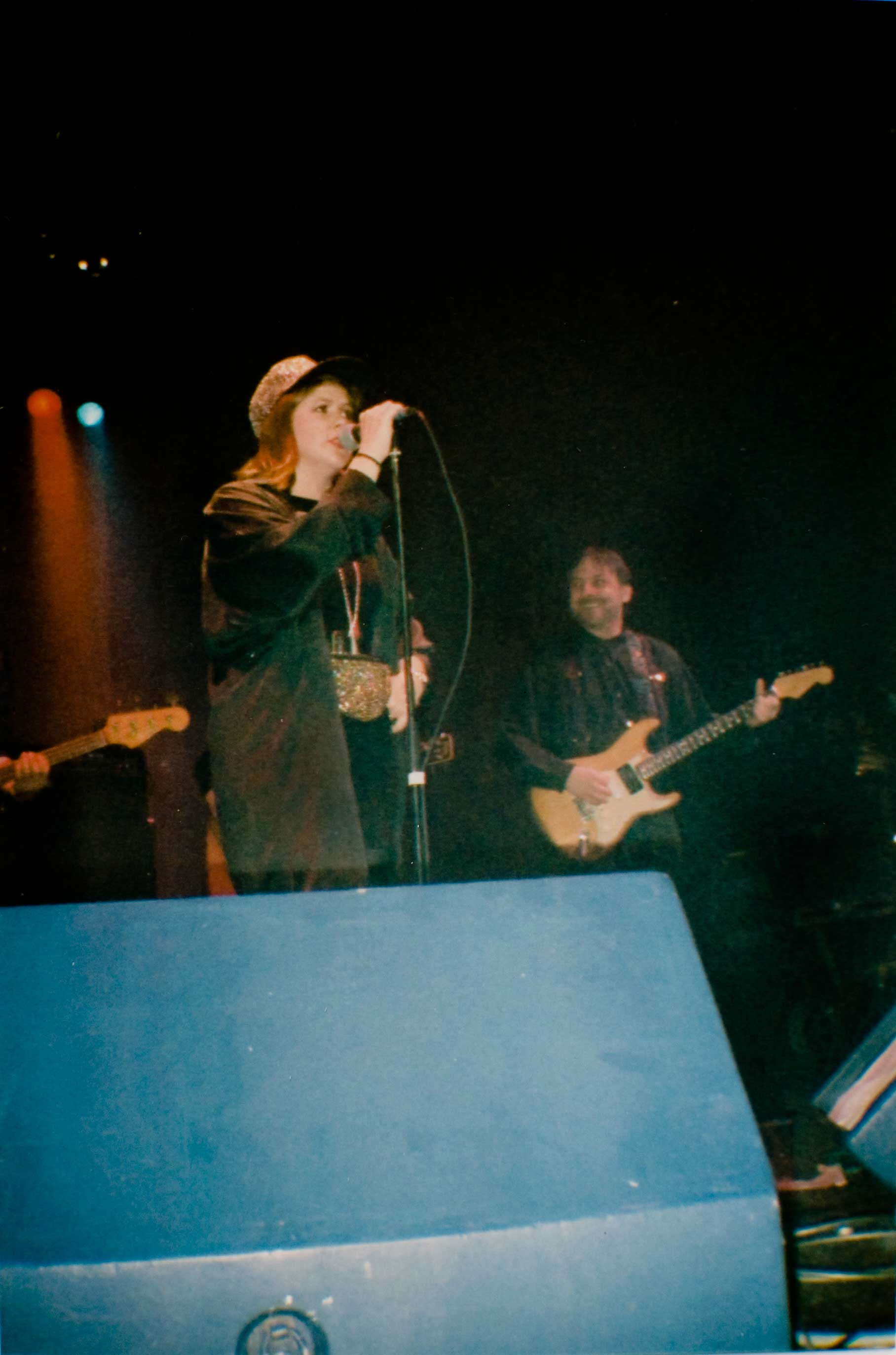 Hackney Empire, 2 Feb 1991 © Terry Hurley