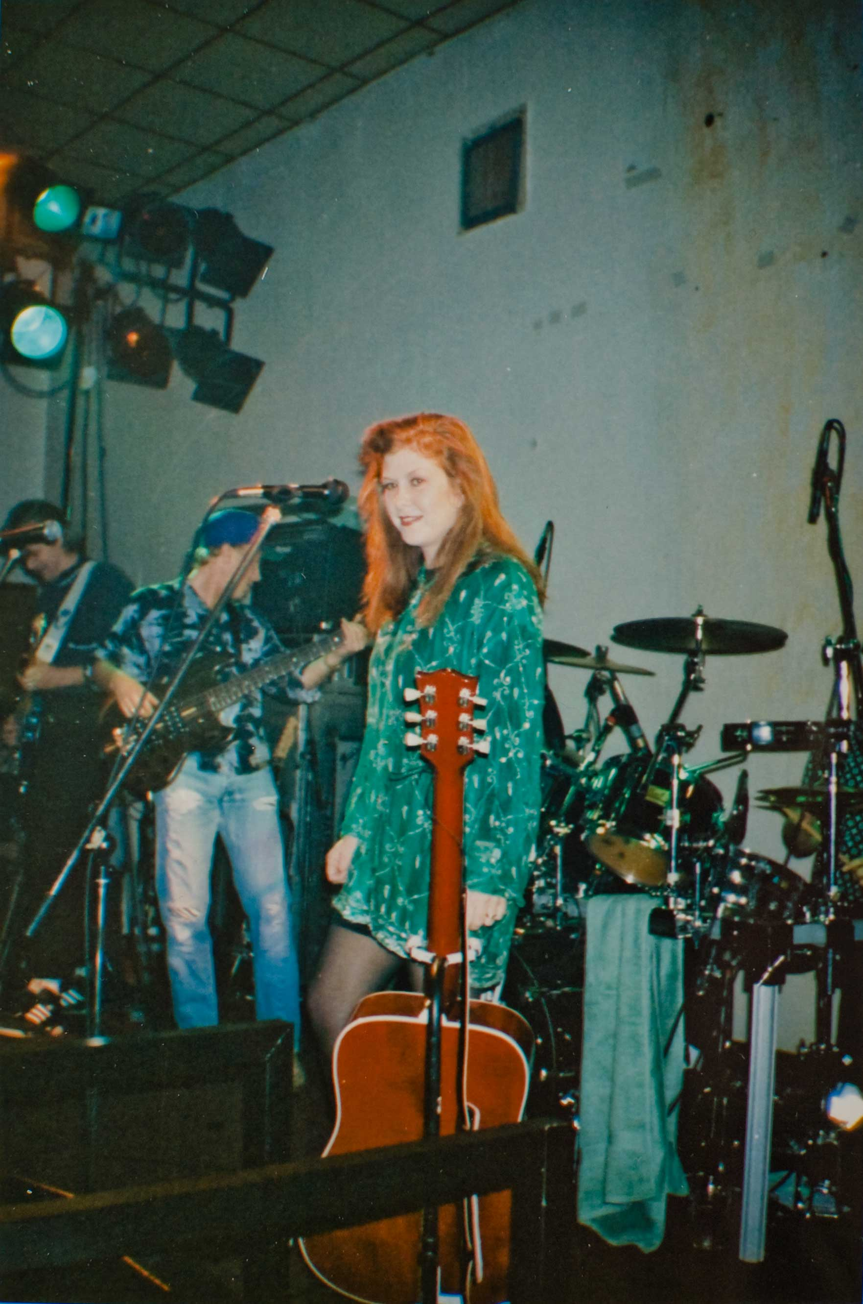 Northampton Irish Centre, 18 Dec 1991 © Terry Hurley