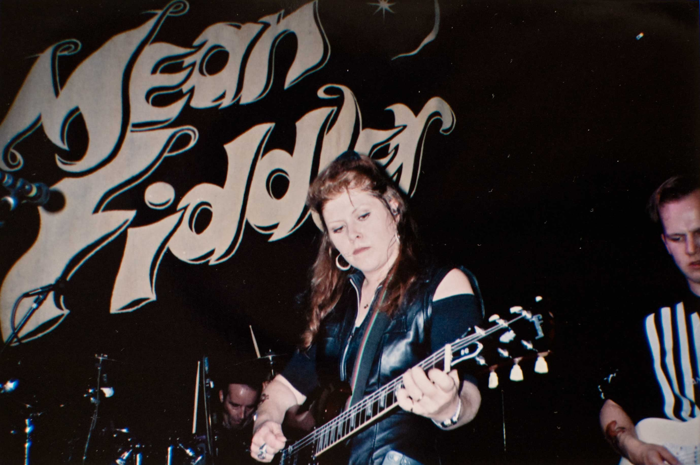 Mean Fiddler, 22 June 1992 © Terry Hurley