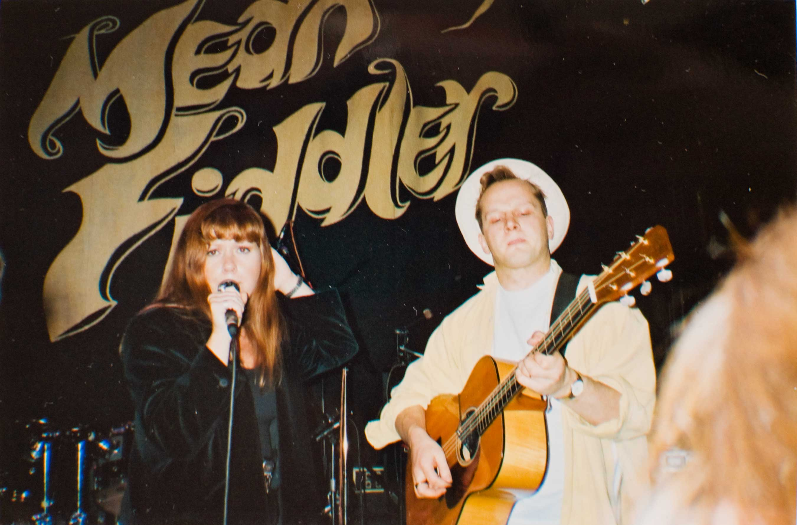 Mean Fiddler, 16 Oct 1992 © Terry Hurley