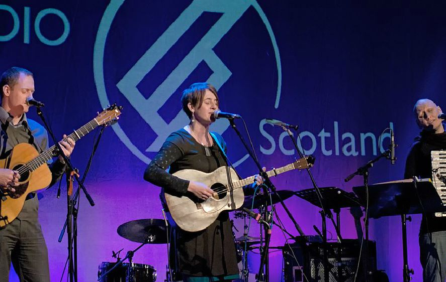 Karine Polwart Trio at Celtic Connections 2015